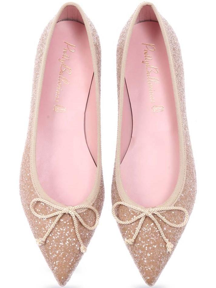 Sterculia|ניוד|נעלי בובה|נעלי בלרינה|נעליים שטוחות|נעליים נוחות|ballerinas