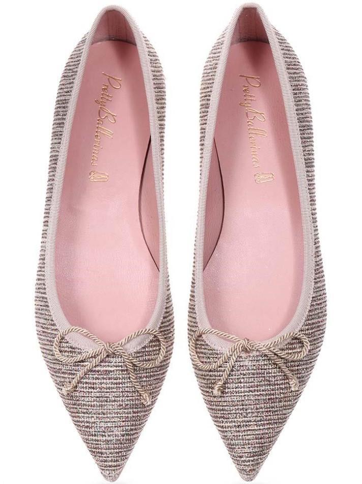 Ella|ניוד|נעלי בובה|נעלי בלרינה|נעליים שטוחות|נעליים נוחות|ballerinas