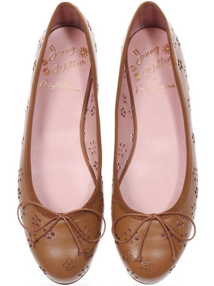 Marilyn|כאמל|נעלי בובה|נעלי בלרינה|נעליים שטוחות|נעליים נוחות|ballerinas
