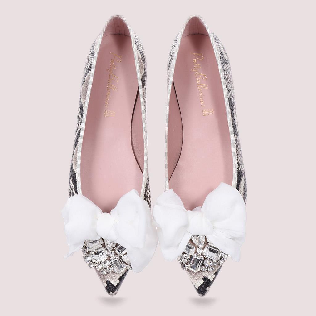 Vienna|אפור|ניוד|חום|אבן|נעלי בובה|נעלי בלרינה|נעליים שטוחות|נעליים נוחות|ballerinas