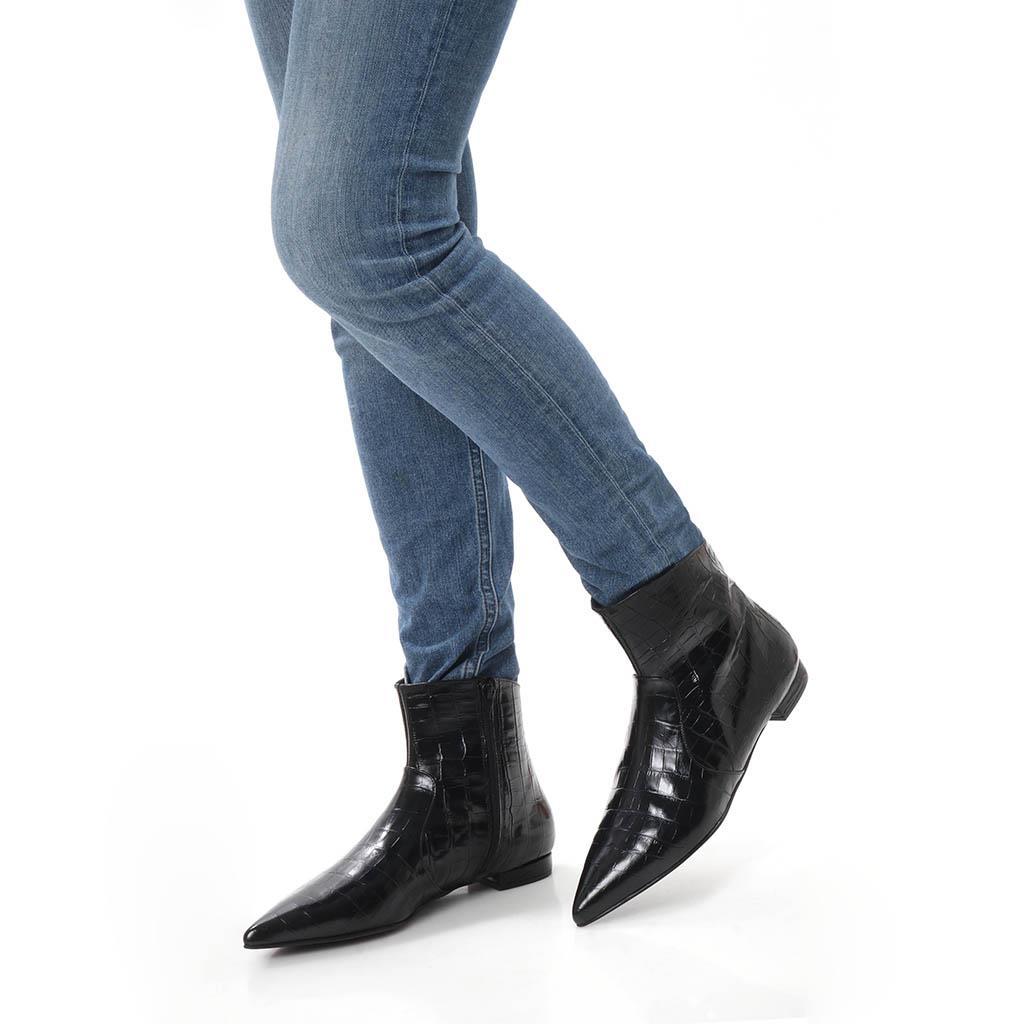 Oakley שחור מגפונים מגפוני נשים מגפוני עקב