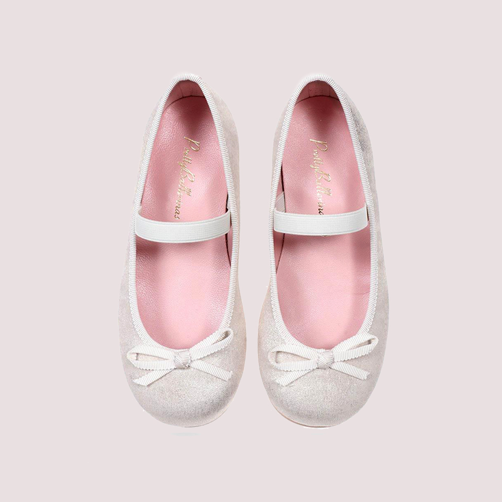 Emma|אבן|כסף|נעלי עקב לילדות|עקבים|עקב|Heels