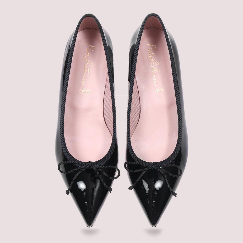 Kendall|שחור|עקב|נעלי עקב|Heels