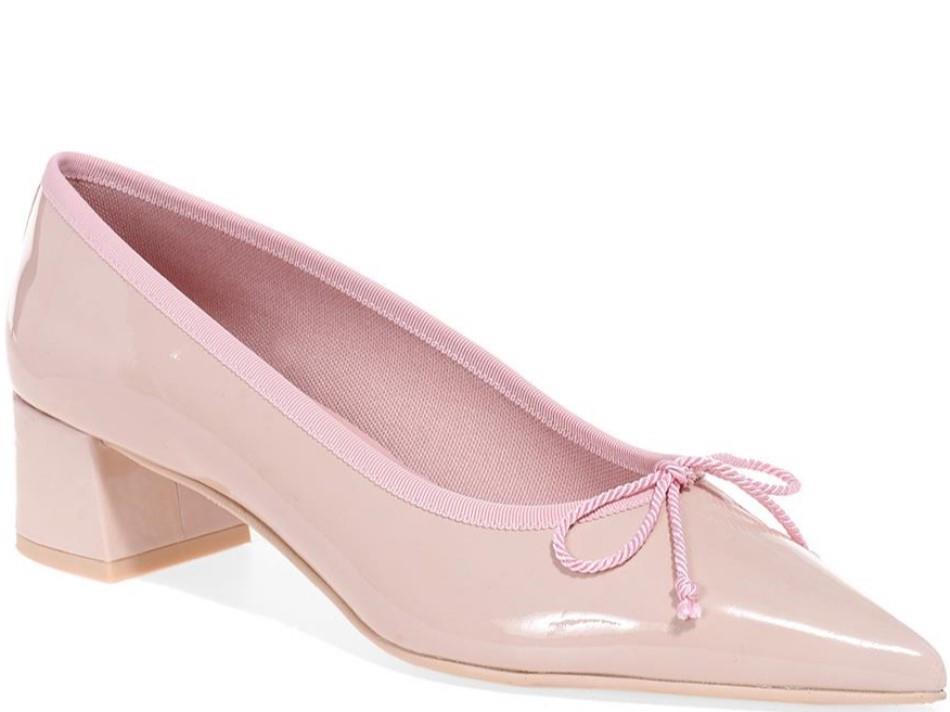 Karlee|ורוד|עקב|נעלי עקב|Heels