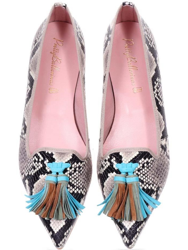 Jurnee|אפור|ניוד|חום|תכלת|נעלי בובה|נעלי בלרינה|נעליים שטוחות|נעליים נוחות|ballerinas