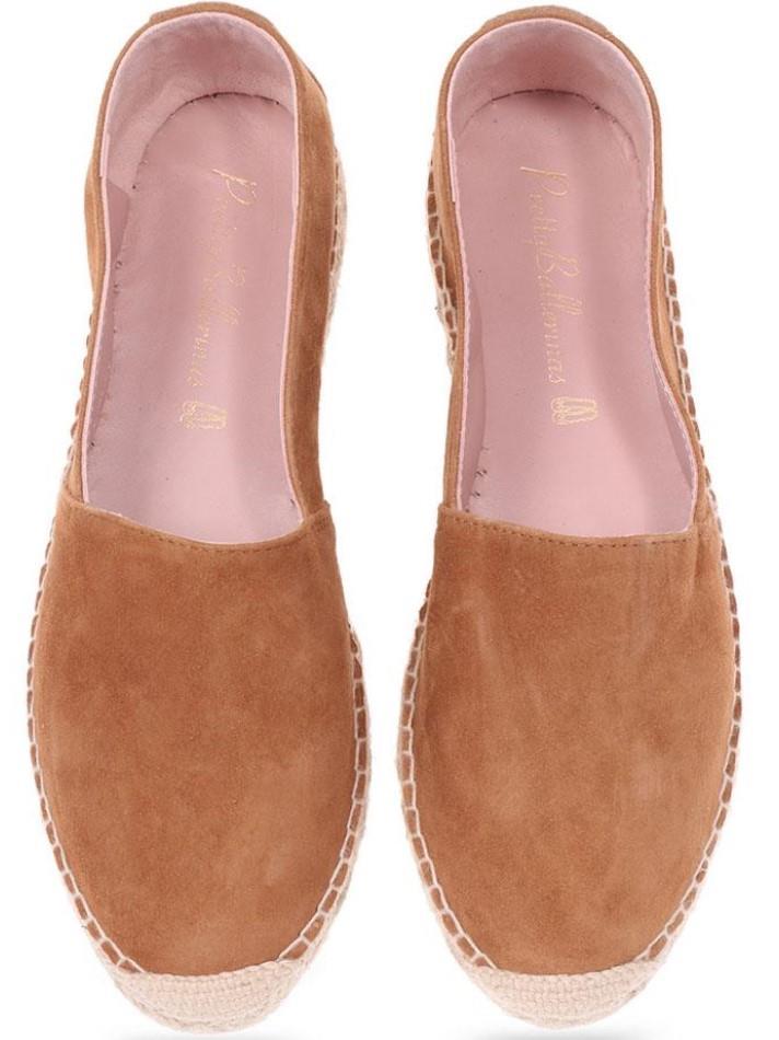 Athena|חום|אספדריל|נעליים|נעליים שטוחות|shoes|espadrille